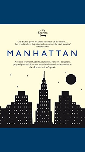 9780983540076: City Secrets: Manhattan