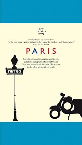 9780983540083: City Secrets: Paris
