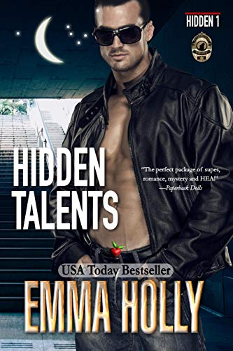 Hidden Talents (0983540233) by Holly, Emma