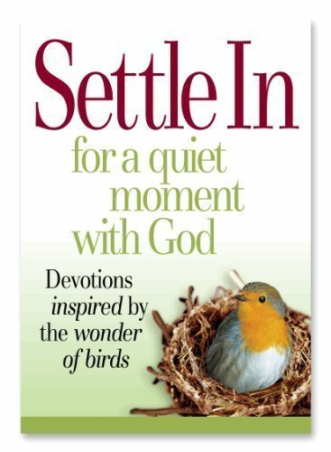 Settle In For a Quiet Moment with God: Inc. Product Concept Manufacturing