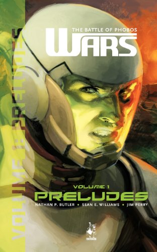 9780983548805: Wars: The Battle of Phobos (Vol.1) - Preludes