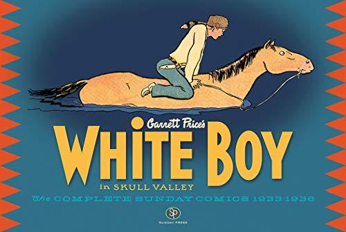 White Boy in Skull Valley (Hardback): Garrett Price