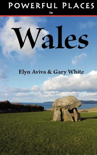 9780983551676: Powerful Places in Wales