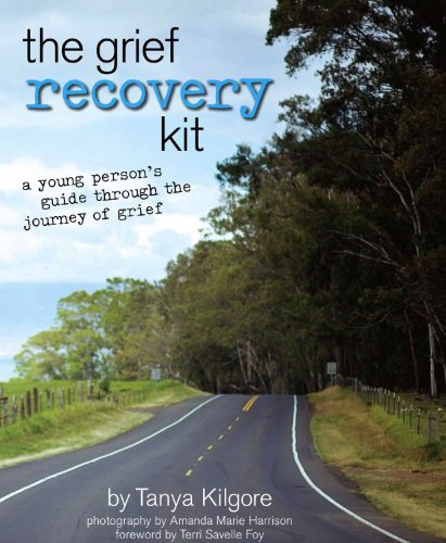 9780983568803: The Grief Recovery Kit: A Young Person's Guide Through the Journey of Grief