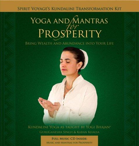 9780983569510: Kundalini Transformation Kit: Prosperity by Guru Ganesha Singh & Karan Khalsa
