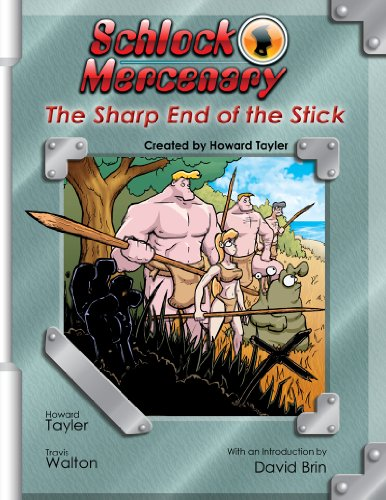 9780983574620: Schlock Mercenary: The Sharp End of the Stick