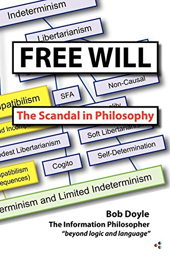9780983580201: Free Will: The Scandal in Philosophy