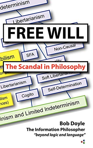 9780983580270: Free Will: The Scandal in Philosophy