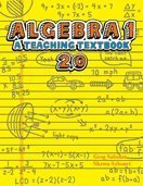 9780983581215: Teaching Textbooks: Algebra 1 Textbook with Answer Key, Verson 2.0