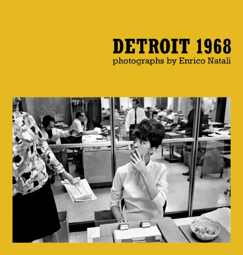 9780983587040: Enrico Natali: Detroit 1968