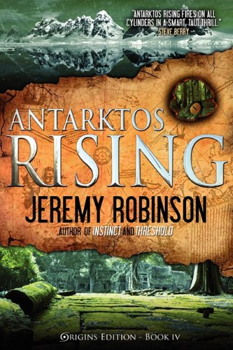 9780983601715: Antarktos Rising (Origins Edition)