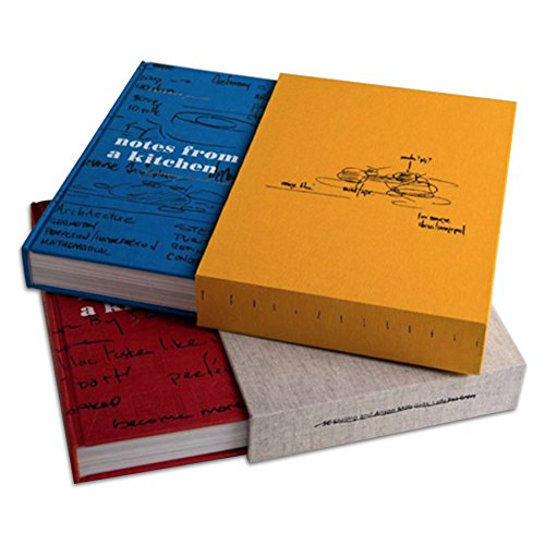 9780983615910: Notes From A Kitchen: A Journey Inside Culinary Obsession (Slipcase Special Edition)