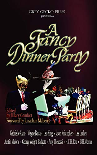 9780983618591: A Fancy Dinner Party