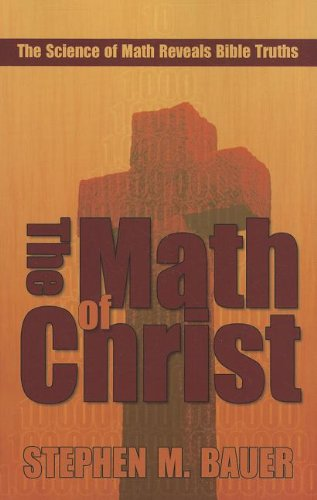 9780983621683: The Math of Christ