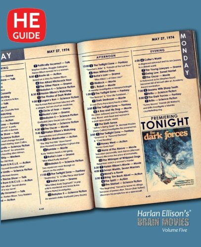 Brain Movies Volume Five: The Original Teleplays of Harlan Ellison: Harlan Ellison