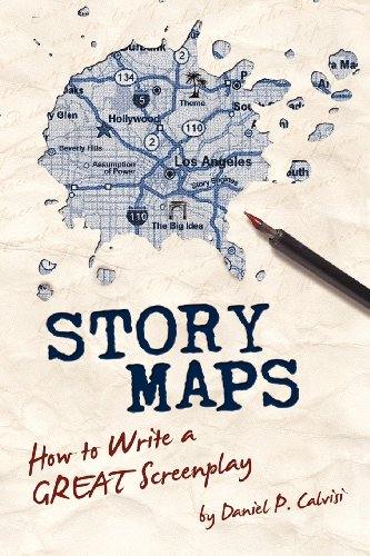 9780983626602: Story Maps: How to Write a Great Screenplay