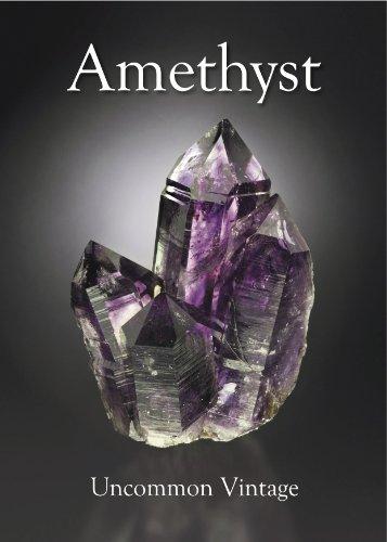 Amethyst: Uncommon Vintage: Reinhard Balzer; Ryan