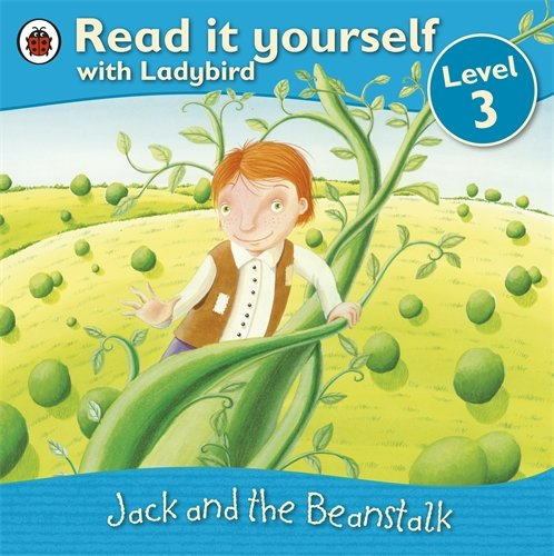 9780983645047: Jack and the Beanstalk - Read it yourself with Ladybird: Level 3
