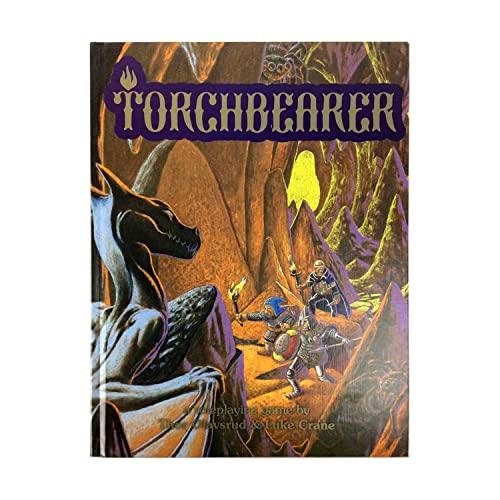9780983645832: Torchbearer RPG