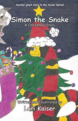 9780983665137: Simon the Snake, a Christmas Story