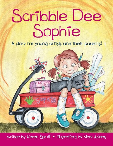 Scribble Dee Sophie, A Story for Young