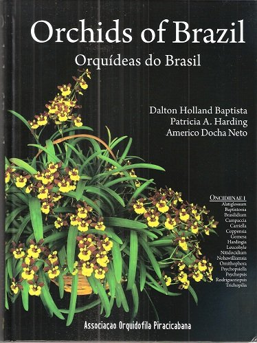 9780983674702: Orchids of Brazil (Oncidiinae I Volume 1)