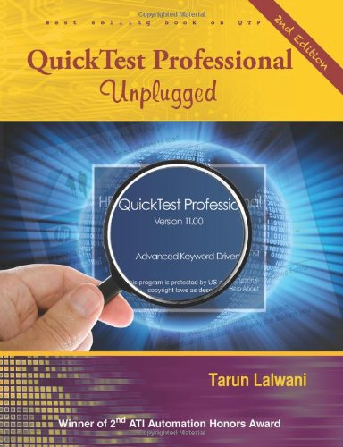 9780983675914: QuickTest Professional Unplugged: 2nd Edition