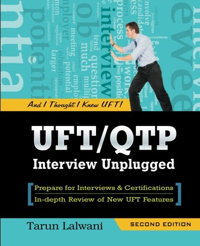 9780983675945: UFT/QTP Interview Unplugged: And I thought I knew UFT!