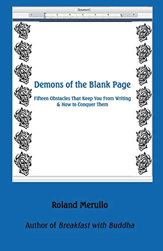 9780983677406: Demons of the Blank Page