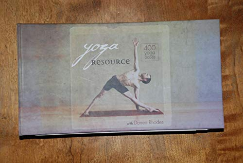 9780983688303: Yoga Resource by Darren Rhodes (2011) Hardcover-spiral