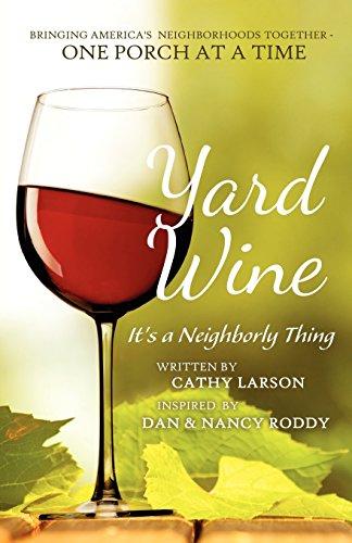 Yard Wine: Larson, Cathy