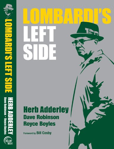 Lombardi's Left Side: foreword) Bill Cosby,