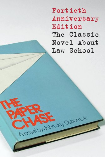 9780983698005: The Paper Chase