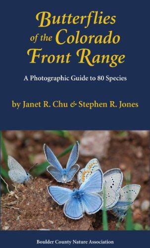 9780983702009: Butterflies of the Colorado Front Range