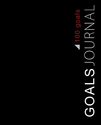 Goals Journal (100 Goals)