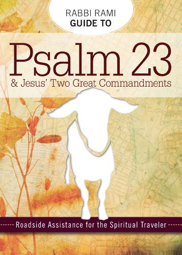 9780983727057: Rabbi Rami Guide to Psalm 23: Roadside Assistance for the Spiritual Traveler