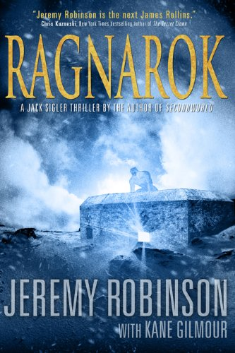 9780983735090: Ragnarok:A Jack Sigler Thriller