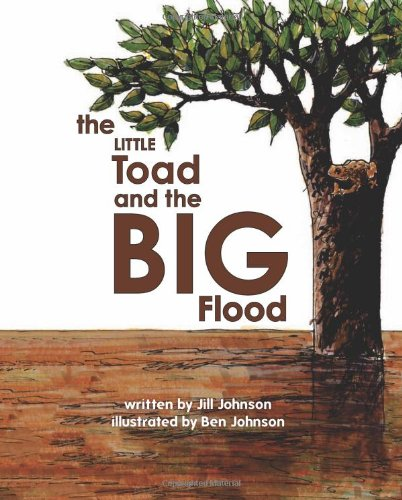 9780983761075: The Little Toad and The Big Flood