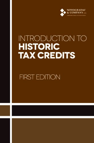 9780983771555: Introduction to Historic Tax Credits - First Edition