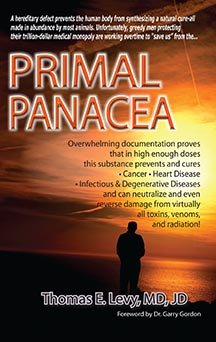 9780983772811: Primal Panacea (Hardcover Copy, New, First Edition, Autographed By Author).