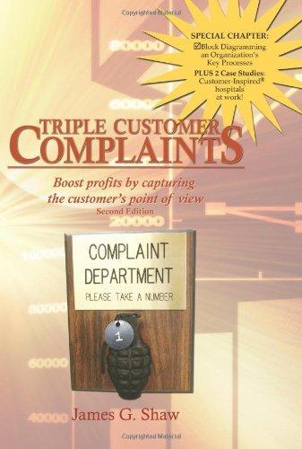 9780983773207: Triple Customer Complaints