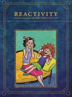 9780983784203: Reactivity: Teach Social Skills Through Play