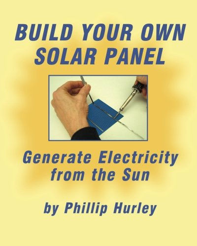 9780983784715: Build Your Own Solar Panel: Generate electricity from the sun.