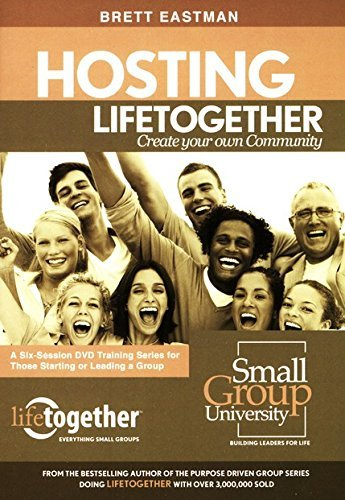 9780983793717: Hosting Lifetogether Group Leaders DVD Set