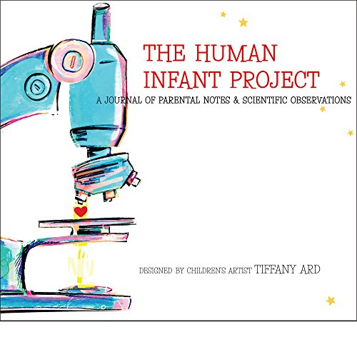 9780983804154: The Human Infant Project - Baby Keepsake Journal Memory Book