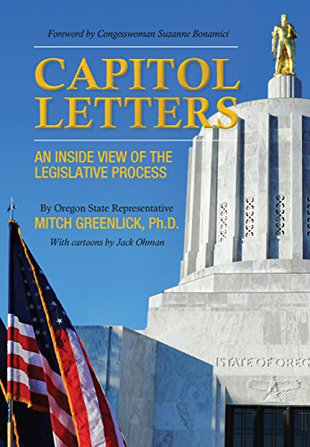 9780983816874: Capitol Letters: An Inside View of the Legislative Process