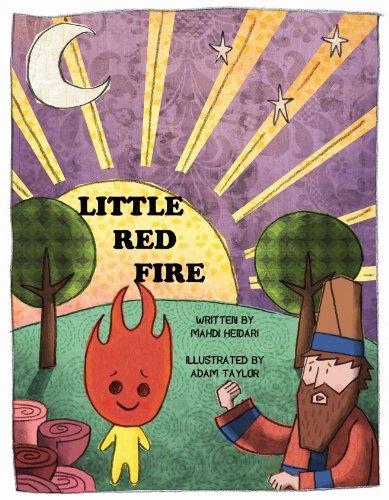 9780983832188: Little Red Fire