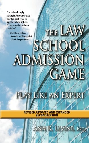 9780983845331: The Law School Admission Game: Play Like an Expert, Second Edition (Law School Expert)