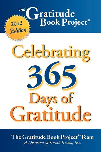 The Gratitude Book Project: Celebrating 365 Days: John Rasiej
