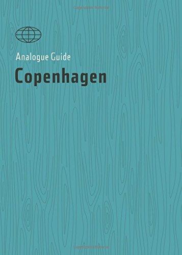 Analogue Guide Copenhagen (Analogue Guides): Stone, Alana